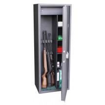 Оружейный сейф на 3-5 ружей TSS 160 M/k5