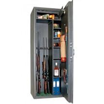 Оружейный сейф на 3-5 ружей TSS 160 MLG/k5