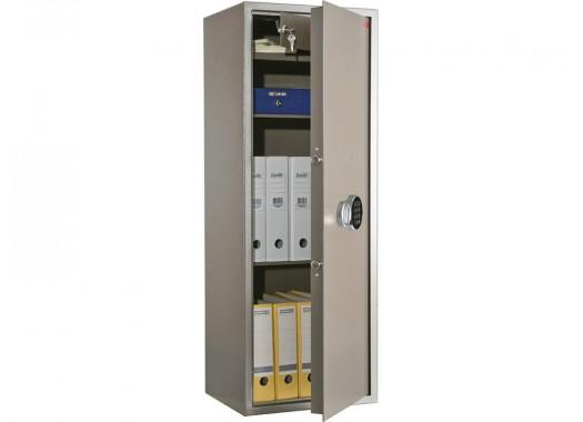 Офисный сейф ТМ-120Т EL