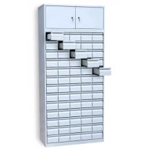 Шкаф картотечный (65 ящиков)