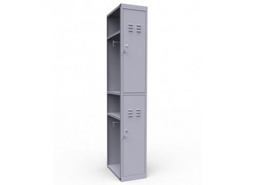 Шкаф раздевальный ШР-12 L300 доп. секция