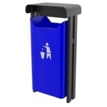 Урна уличная для сбора мусора 12.34.57