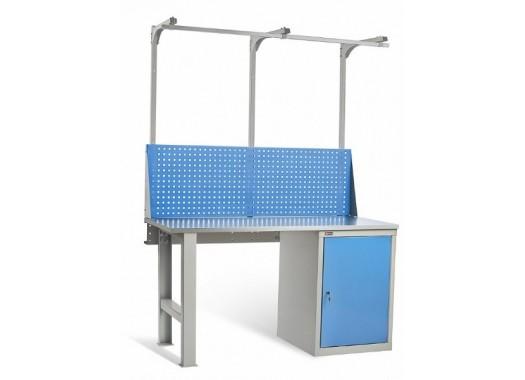 Верстак ВЛ-150-03 + Экран ВЛ-150-Э2